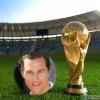 Foto efectos de futbol para papá