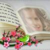 Fotomontajes en páginas de libros