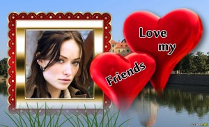 Fotomontajes gratis de amistad