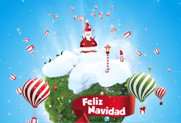 Manda tarjetas virtuales por Navidad gratis
