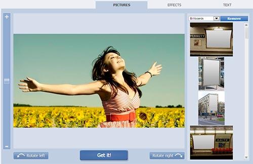 FaceBoomB - Efectos para fotos