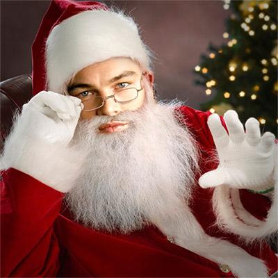 Montaje de Papá Noel
